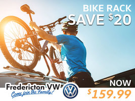 Save $20 on Bike Racks!