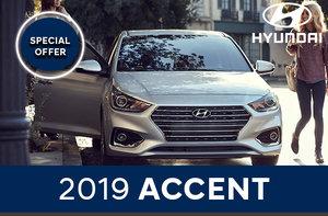 2019 Accent 5 Door Essential Manual