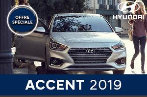 Accent 5 portes 2019 Essential manuelle