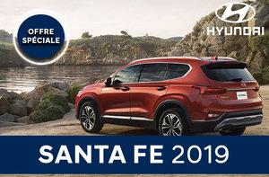 Santa Fe 2019 2.4L Essential T.A
