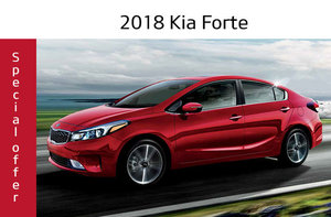 2018 Forte EX