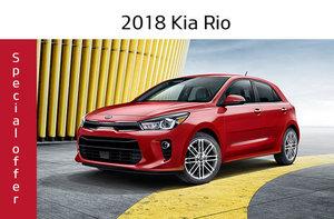 2018 Rio LX MT 5 doors