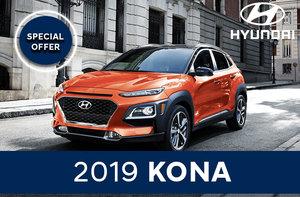 2019 KONA 2.0L Essential FWD