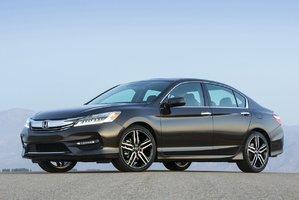 Honda Accord 2016 - La nouveauté est clé