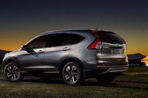 Honda CR-V 2016 : parmi les plus populaires