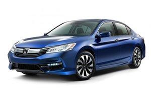 La Honda Accord hybride 2017 en concessionnaire dès cet été
