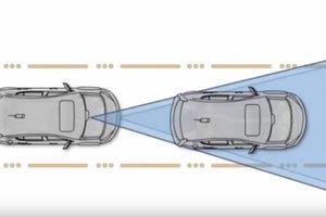 Honda Sensing™ - Collision Mitigation Braking System™ (CMBS™)*