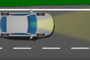 Honda Sensing™ - Road Departure Mitigation