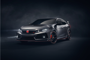 Voici enfin la nouvelle Honda Civic Type R 2017 version production