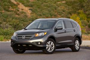 Honda CR-V 2014 – Le choix de nombreux consommateurs