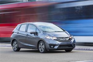 Honda Fit 2017: la sous-compacte spacieuse