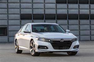 Cinq chiffres qui nous disent ce que nous devons savoir sur la Honda Accord 2018