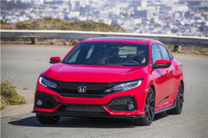 2018 Honda Civic Hatchback: stylish and efficient in Bathurst, New-Brunswick