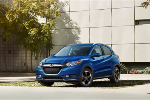 2018 Honda HR-V: lots of affordable space