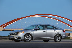 Reviews of the 2019 Honda Insight are out
