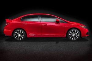 Honda Civic 2015 - Championne pour une 17e année