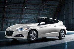 L'AVENIR ARRIVE Votre premier coup d'œil sur les prochains véhicules Honda
