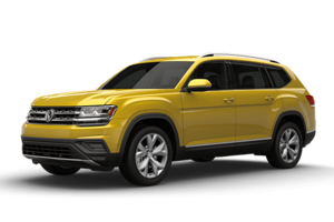 2018 Volkswagen Atlas: Come In and Have a Look
