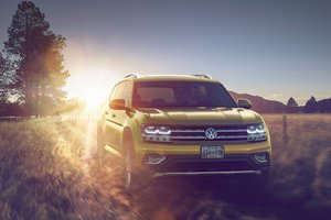 2018 Volkswagen Atlas: The Volkswagen SUV Designed for Your Family