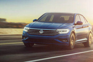 2019 Volkswagen Jetta set for Detroit unveil
