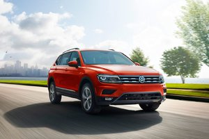 2018 Volkswagen Tiguan: The Ideal Crossover