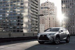 Lexus NX 2017 : luxe dans un format compact