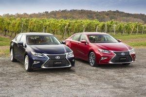 Lexus ES 2017 : si le confort vous intéresse