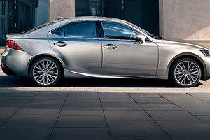 Découvrez les modèles Lexus IS 2017
