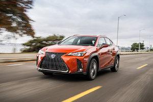 Ce que vous voulez savoir sur la Lexus UX 2019