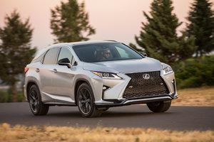 Lexus RX 2019 : technologie hybride efficiente et style élégant
