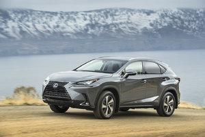 Lexus produira le VUS de luxe NX au Canada dès 2022