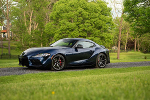The new 2020 Toyota Supra GR can now be ordered!
