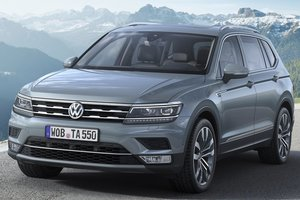 The 2018 Volkswagen Tiguan: Better at All Points of View