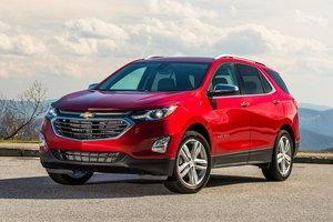 The 2018 Chevrolet Equinox: It's Back and Better Than Ever