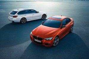 Découvrez la nouvelle gamme BMW Série 3 2018
