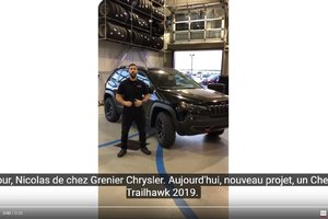 OFF-ROAD: Jeep Cherokee Trailhawk 2019