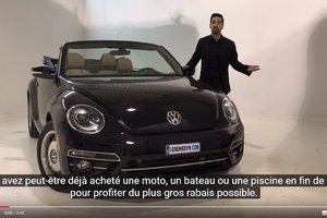 OFFRE SPÉCIALE : Volkswagen Beetle Coast 2018