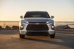 Le nouveau Chevrolet Blazer 2019 arrive à grands pas