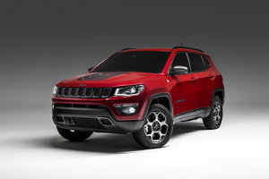 Jeep dévoile des véhicules hybrides à Genève