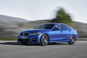 BMW Série 3 2019 : résultat parfait