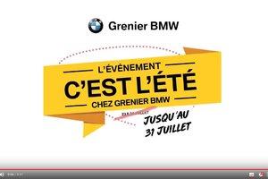 L'événement c'est l'été BMW se poursuit!
