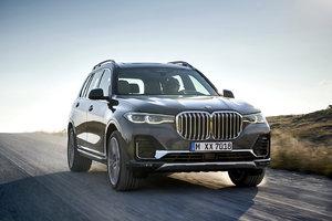 BMW X7 2019 : un monde de possibilités