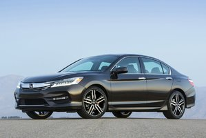 2016 Honda Accord - Refreshed and ready to keep going