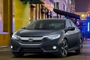 2016 Honda Civic - New in every way