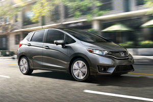 2016 Honda Fit - The versatile one