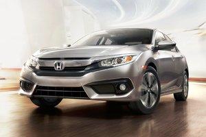 La Honda Civic 2016 nommée voiture canadienne de l'année par l'AJAC