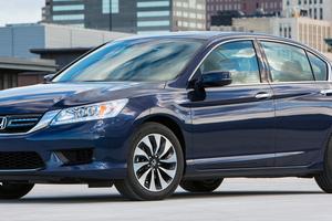 Accord Hybrid 2014  est arrivée!