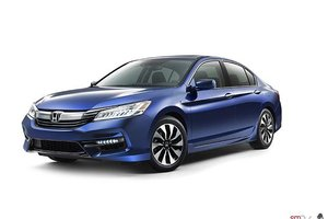 2017 Honda Accord Hybrid returning in the summer