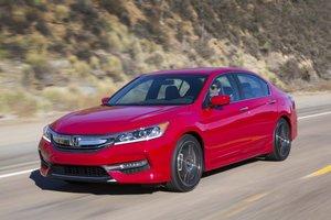 La nouvelle Honda Accord Sport Édition Spéciale 2017