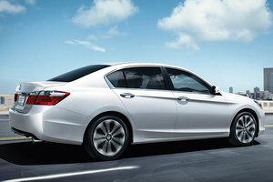 Honda Accord 2014 – Un modèle hybride s'ajoute à la gamme